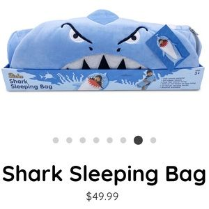 Bixbee Shark Sleeping Bag